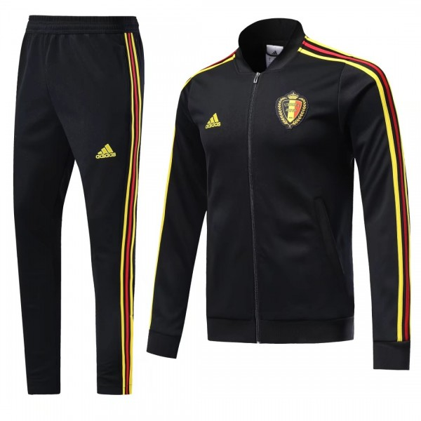 2018 Belgium Home Sport Training Suit