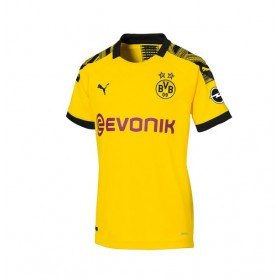 Borussia Dortmund Women's Home Jersey 19/20 (Customizable)