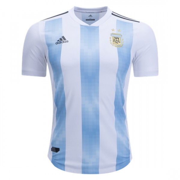Argentina World-Cup Home Jersey 2018 (Customizable)