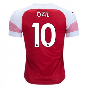 Arsenal #10 OZIL Home Jersey 18/19