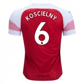 Arsenal #6 KOSCIELNY Home Jersey 18/19