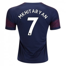 Arsenal #7 MKHITARYAN Away Jersey 18/19