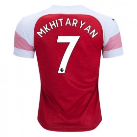 Arsenal #7 MKHITARYAN Home Jersey 18/19