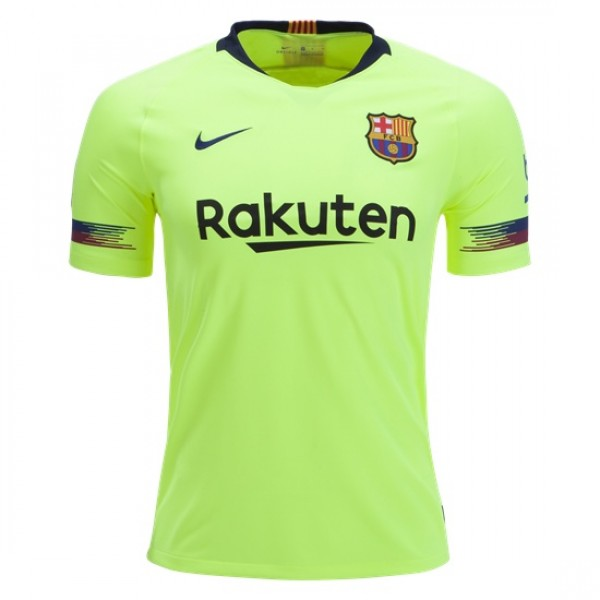Barcelona Away Jersey 18/19 (Customizable)
