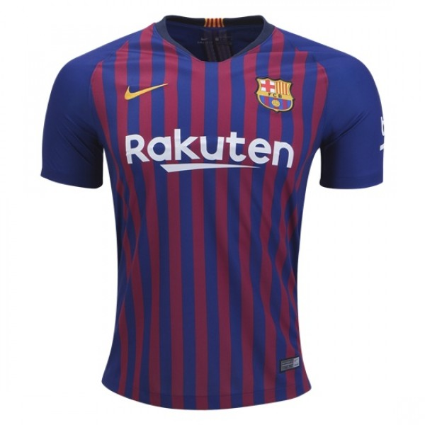 Barcelona Home Jersey 18/19 (Customizable)