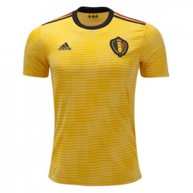 Belgium World-Cup Away Jersey 2018 (Customizable)