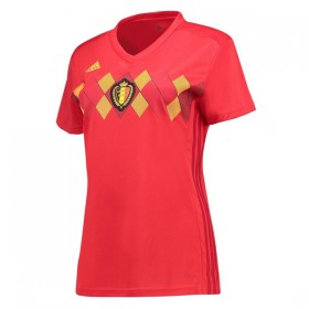 Belgium World-Cup Women's Home Jersey 2018(Customizable)