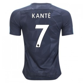 Chelsea #07 KANTE Third Jersey 17/18