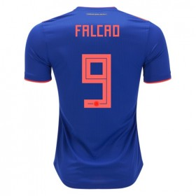 Colombia World-Cup #9 FALCAO Away Jersey 2018