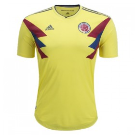 Colombia World-Cup Home Jersey 2018 (Customizable)