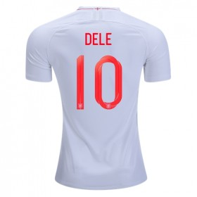 England World-Cup #10 Dele Home Jersey 2018