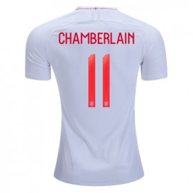 England World-Cup #11 Chamberlain Home Jersey 2018