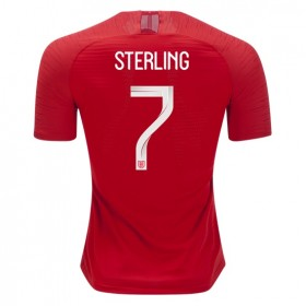 England World-Cup #7 Sterling Away Jersey 2018