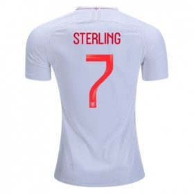 England World-Cup #7 Sterling Home Jersey 2018
