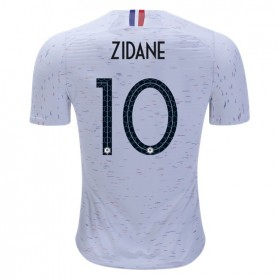 France World-Cup #10 ZIDANE Away Jersey 2018