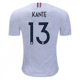 France World-Cup #13 KANTE Away Jersey 2018