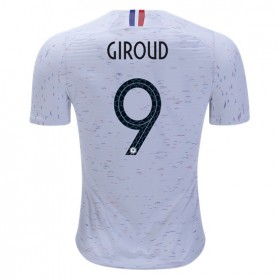 France World-Cup #9 GIROUD Away Jersey 2018