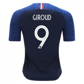 France World-Cup #9 GIROUD Home Jersey 2018