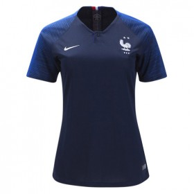 France World-Cup Women's Home Jersey 2018 (Customizable)