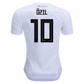 Germany World-Cup #10 OZIL Home Jersey 2018