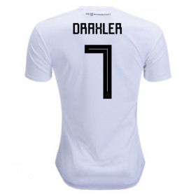 Germany World-Cup #7 DRAXLER Home Jersey 2018