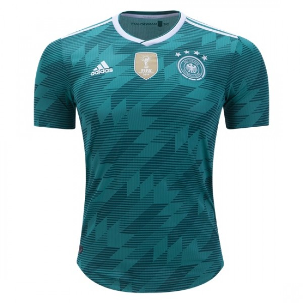 Germany World-Cup Away Jersey 2018 (Customizable)