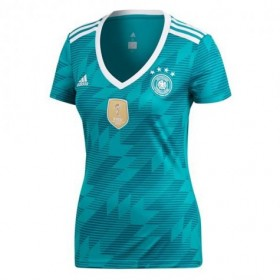 Germany World-Cup Women's Away Jersey 2018 (Customizable)