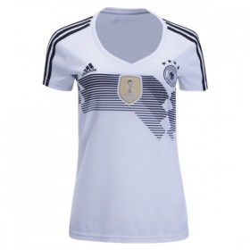 Germany World-Cup Women's Home Jersey 2018 (Customizable)