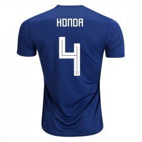 Japan World-Cup #4 HONDA Home Jersey 2018