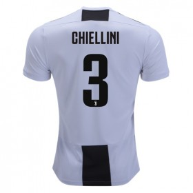 Juventus #3 CHIELLINI Home Jersey 18/19