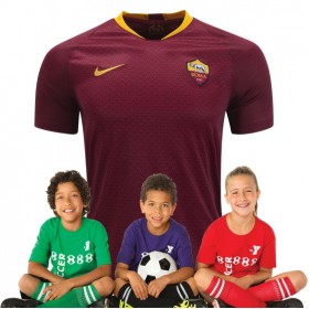 79acc2f32be Kid s AS Roma Home Suit 18 19 (Customizable)