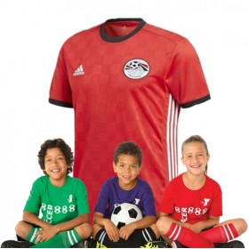 Kid's Egypt World-Cup Home Suit 2018(Customizable)