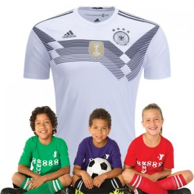 Kid's Germany World-Cup Home Suit 2018(Customizable)