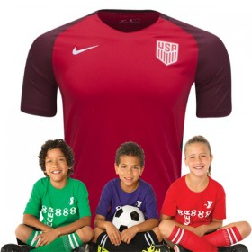 Kid's USA Third Suit 2018(Customizable)