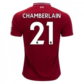 Liverpool #21 CHAMBERLAIN Home Jersey 18/19