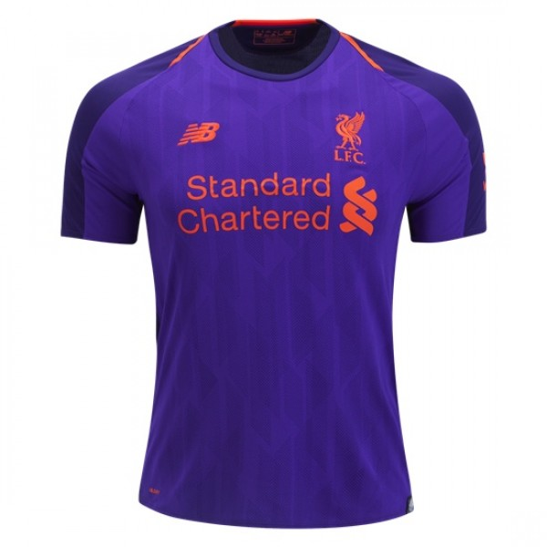 Liverpool Away Jersey 18/19 (Customizable)