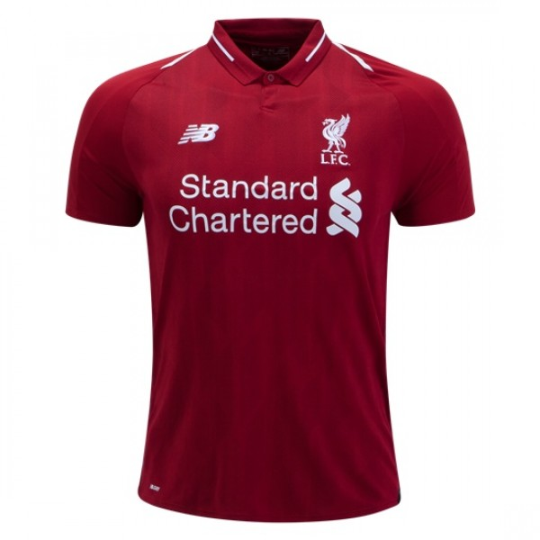 Liverpool Home Jersey 18/19 (Customizable)