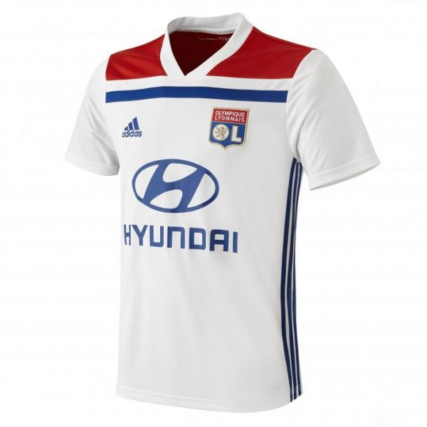 Olympique Lyonnais Home Jersey 18/19 (Customizable)