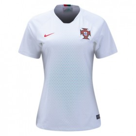 Portugal World-Cup Women's Away Jersey 2018 (Customizable)