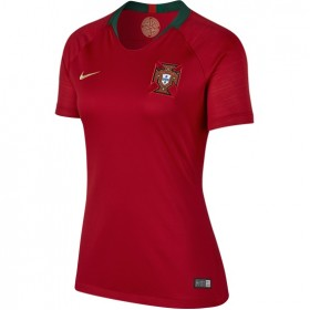 Portugal World-Cup Women's Home Jersey 2018 (Customizable)
