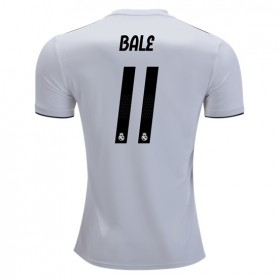 Real Madrid #11 BALE Home Jersey 18/19