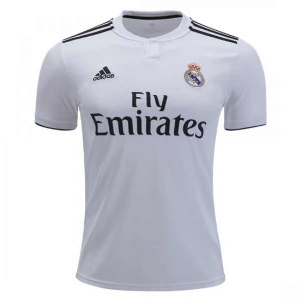 Real Madrid Home Jersey 18/19 (Customizable)