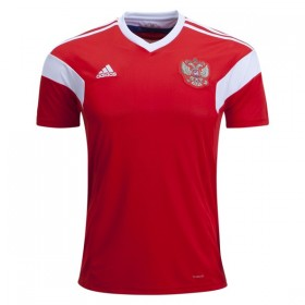 Russia World-Cup Home Jersey 2018 (Customizable)