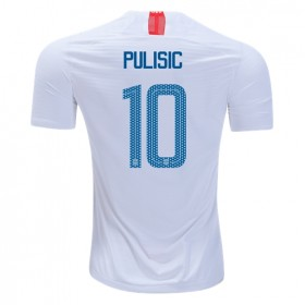 USA #10 PULISIC Home jersey 2018