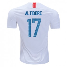 USA #17 ALTIDORE Home jersey 2018