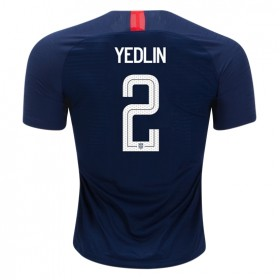 USA #2 YEDLIN Away jersey 2018