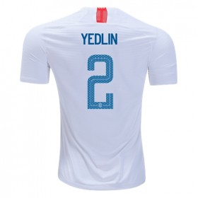 USA #2 YEDLIN Home jersey 2018