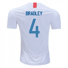 USA #4 BRADLEY Home jersey 2018